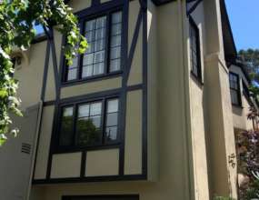 Exterior Painting Project in Oakland CA: Before and After