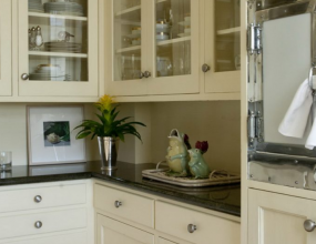 Kitchen Cabinets: The Right Place for Sand?