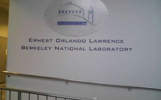 Fun Project Alert! MB Jessee at Lawrence Berkeley National Lab's Oakland Scientific Facility