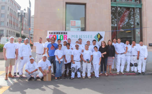 A Closer Look At Our 11th Annual Project Color Event in Oakland