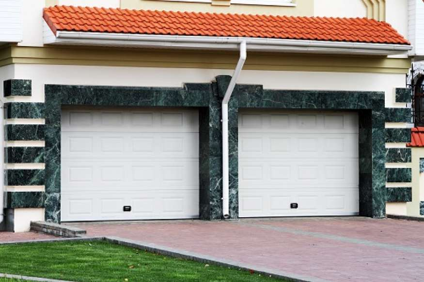 Should I Paint My Aluminum Garage Doors?