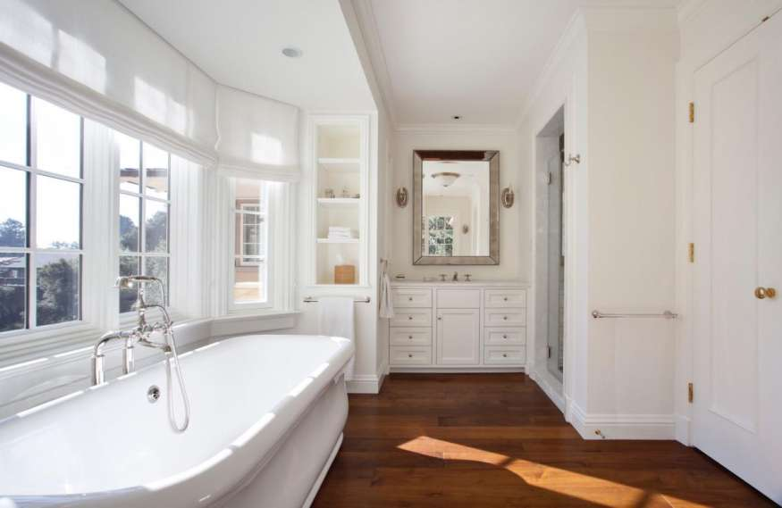 What Should You Keep in Mind When Choosing Your Next Bathroom Paint Color?