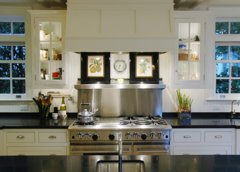 Adding Character and Color To Your White Kitchen
