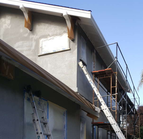 Love Gray Homes? This Exterior Painting Project in Piedmont, CA, Is for You