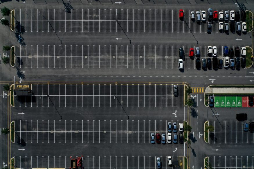 Parking Lot Striping and Other Commercial Painting Services in San Francisco