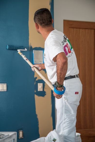 Wallpaper Removal and Interior Painting - A Recipe for Style in Your Bay Area Home