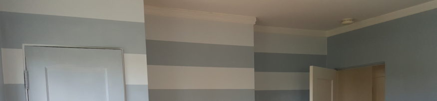 Have You Ever Considered Painting Wall Stripes? Take a Look at This Berkeley Project
