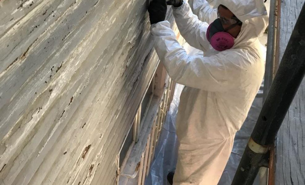 Lead-Safe Commercial Painting
