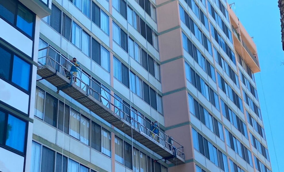 Commercial Painting in San Francisco:  Transforming a Local Apartment Building