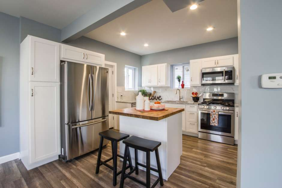 Choosing a Paint Color for Your Kitchen Walls