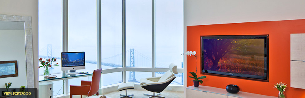 Banner image showing MB Jessee's interior home painting work in San Francisco